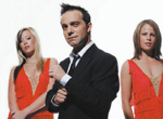The Robbie Williams Experience - Dance Bands