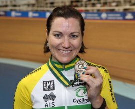 Anna Meares - Sports Heroes