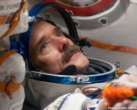 Chris Hadfield - Leadership