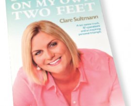 Clare Sultmann - Motivational Speakers
