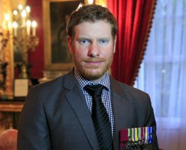 Daniel Keighran VC - Motivational Speakers