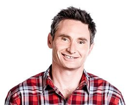 Dave Hughes - Comedians