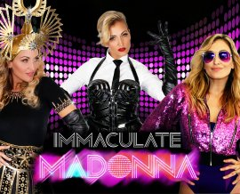 Immaculate Madonna - Dance Bands