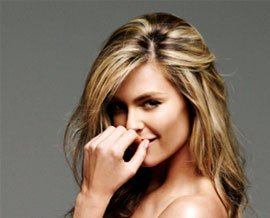 Jennifer Hawkins - Celebrities