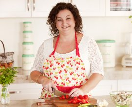 Julie Goodwin - Celebrity Chefs
