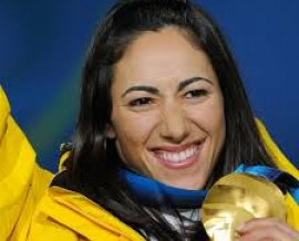 Lydia Lassila - Sports Heroes
