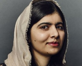 Malala Yousafzai  - Motivational Speakers