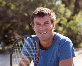 Pat Cash - Sports Heroes