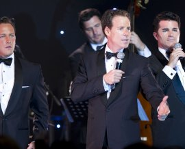 Rat Pack Reloaded - Feature Acts
