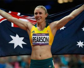 Sally Pearson - Motivational Speakers