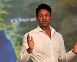 Saroo Brierley - Motivational Speakers