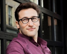 Simon Sinek - Motivational Speakers