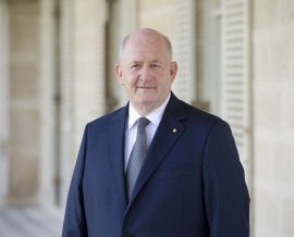 Sir Peter Cosgrove  - Change Management