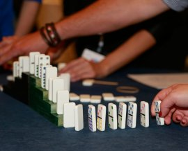 The Domino Effect - Team Building