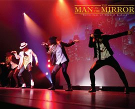 The Man In The Mirror - Michael Jackson Tribute - Dance Bands