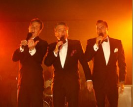 The Rat Pack's Back  - Feature Acts