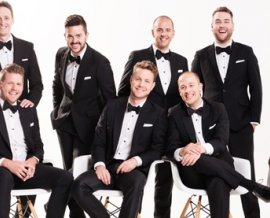The Ten Tenors - Feature Acts