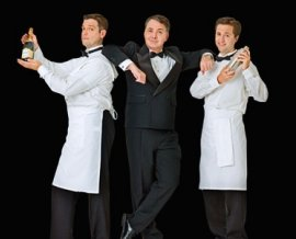 The Three Waiters - After Dinner Entertainers