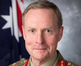 General David Morrison top keynote speaker